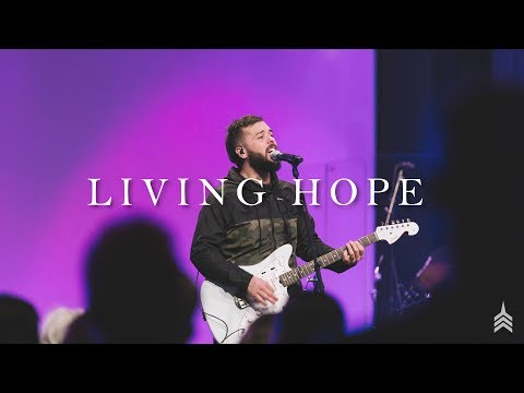 Living Hope // Vertical Worship (ft. Jake France) // Live from church