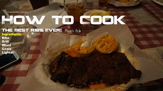 How to BBQ Baby Back Ribs that fall off the bone every single time