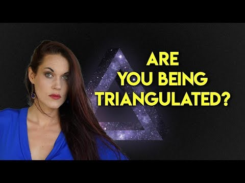 Are You Being Triangulated? A Common Manipulation Technique in Relationships  Teal Swan