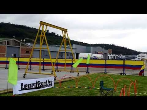 Team Frontier   First Drone Race   CAMAN   03 06 16 Bogota-Colombia