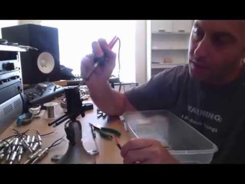 How to Solder an XLR Male to 1 4