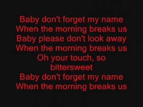 Ellie Goulding Bittersweet Lyrics