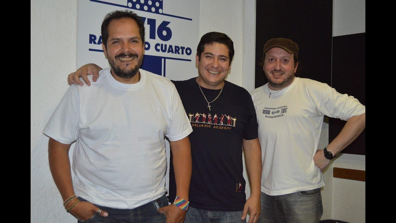 Sueñeros - por LV16 Radio Río Cuarto... - YouTube