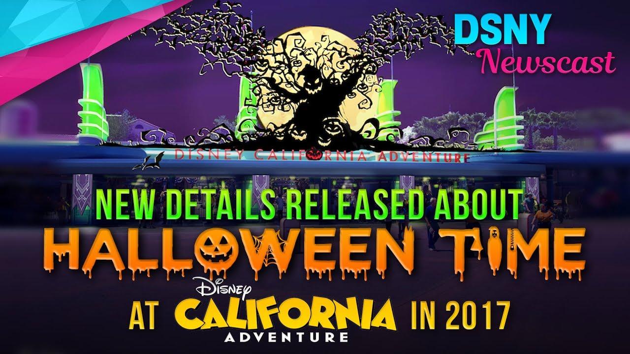 Disney California Adventure To Receive Halloween Overlay Park Wide ...