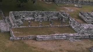Majestuosa la zona arqueológica Mayapán, en Yucatán, considerada la ciudad amurallada