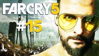 Zagrajmy w FAR CRY 5 PL #15 - RAJSKI OGRÓD! - Polski gameplay - 1440p