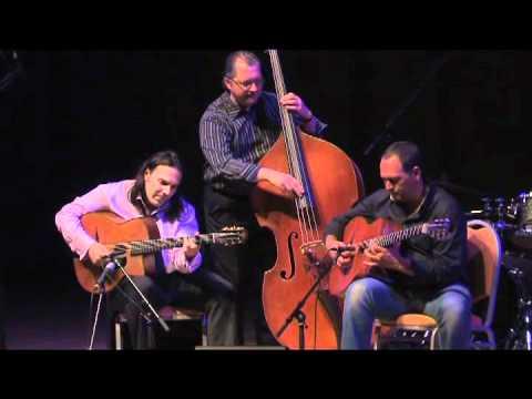 Frederic Belinsky, Stochelo Rosenberg - Moscow Gypsy Jazz Festival
