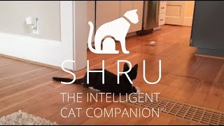 SHRU - The Intelligent Cat Companion