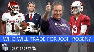 Josh Rosen Rumors: 5 NFL Teams That Could Trade For The Cardinals QB If Arizona Drafts Kyler Murray