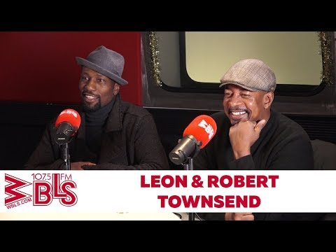 Leon & Robert Townsend Discuss Making the Five Heartbeats
