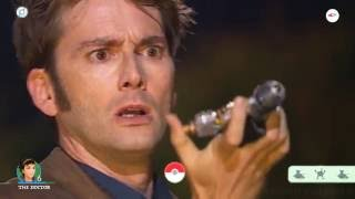 The Doctor Plays Pokemon Go! - Doctor Who (HD)