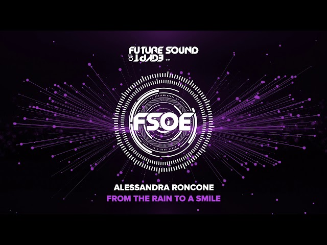 Alessandra Roncone - From The Rain To A Smile