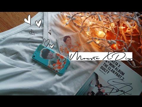 Kpop Monsta X DIY /Cute Shirts And Phone Case DIY