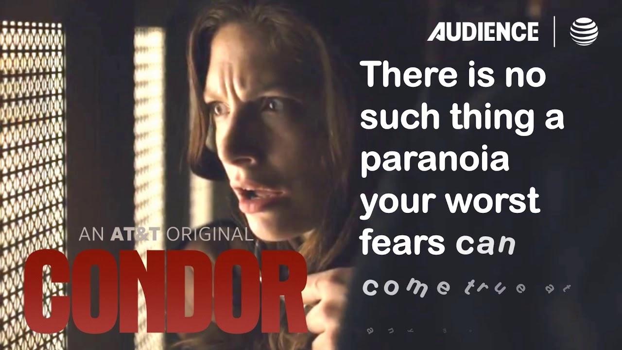 Condor Season 1 Quotes Att Audience Network Youtube