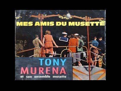 España Cani -- par Tony Murena, son accordéon et son ensemble musette