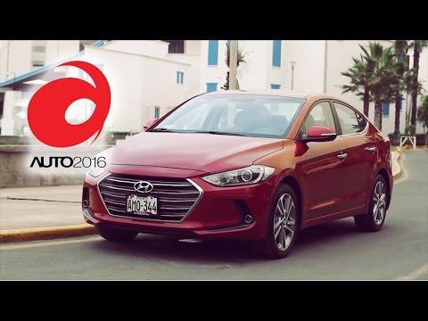 Auto 2016 Road test al nuevo Hyundai Elantra con Ramn Ferreyros