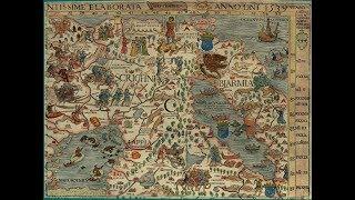 история человечества на карте