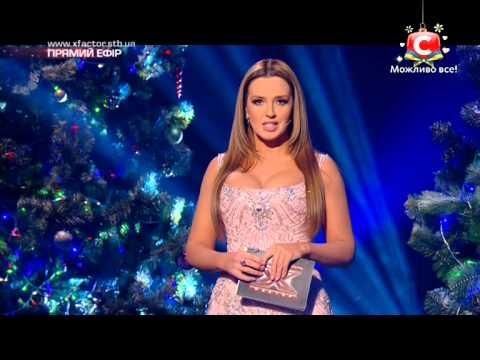 «Х-фактор-5» Голосуй за победителя  Гала-концерт(27.12.2014)