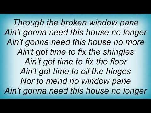 Shakin' Stevens - This Old House Lyrics