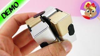 Infinity CUBE Fidget | Nowy sposób na odstresowanie się?