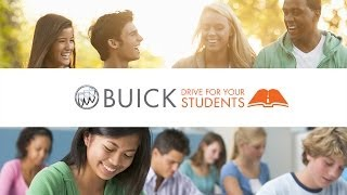 Buick Drive For Your Students | Zimbrick Buick/GMC West