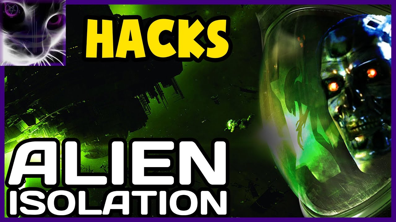 Alien Isolation - Super Weapons MOD on Alien & Droids ...