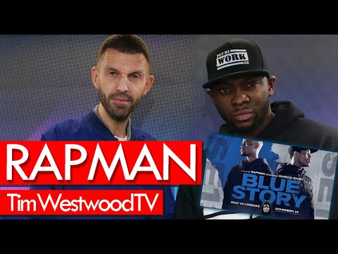 Rapman on Blue Story success, Vue pulling it, new project in U.S, inspiring youth - Westwood thumbnail