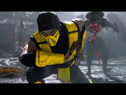 Mortal Kombat 11 - Trailer With Original Theme Song (2018)