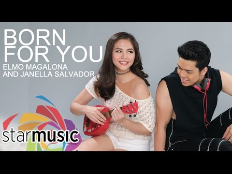 Janella Salvador and Elmo Magalona - Born for You (Official Lyric Video)