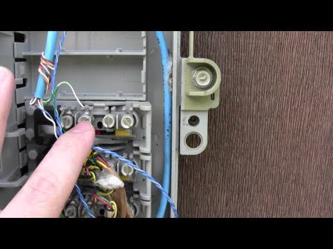 Wiring Diagram For Network Cable Multiple Phones With One Magicjack Youtube