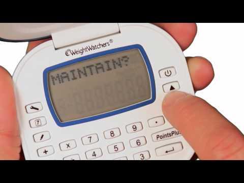 Weight Watchers Points Plus Calculator QuickTip