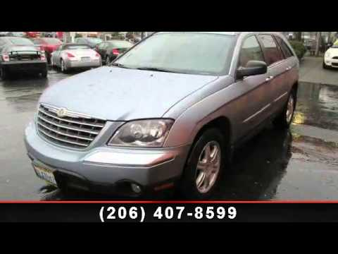 2005 chrysler pacifica first national fleet and lease youtube. Black Bedroom Furniture Sets. Home Design Ideas