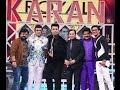 Sonu Nigam , Shaan, Pritam, Jatin,  Udit Narayan Singing For Karan Johar In Music Mirchi Awards 2017