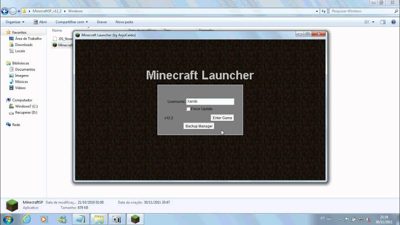 minecraft pirata 1.4.6 anjo caido