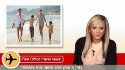 Post Office Holiday Insurance