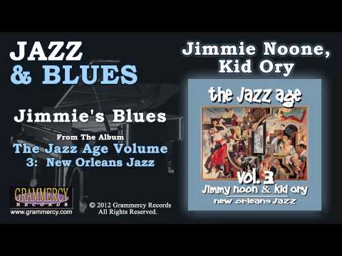 Jimmie Noone, Kid Ory, & Louis Armstrong - Jimmie's Blues
