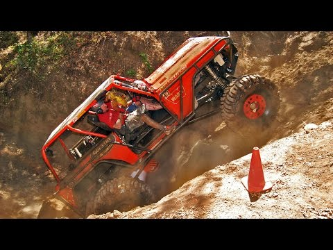 Tank Trap Part 2 & Crowning a Winner! - Top Truck Challenge 2014