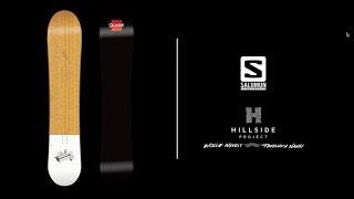 Salomon Snowboards - Men's HPS Taka Nakai X Wolle Nyvelt 中井孝治 検索動画 27
