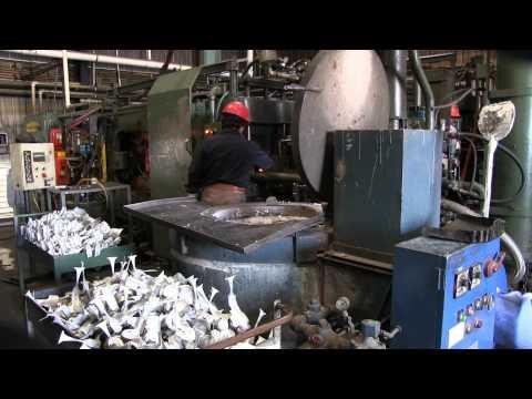 Die Casting Process Aluminum Zinc - KenWalt Die Casting Company