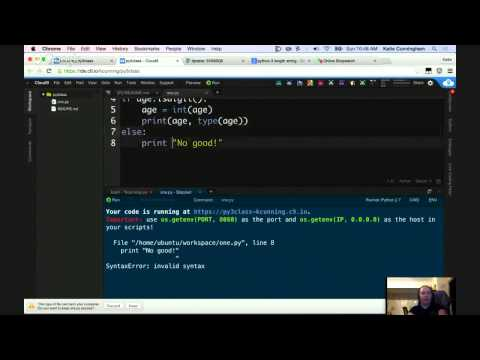 Learn Python 3 in your PJ's!