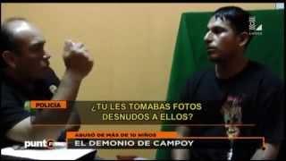 El demonio de Campoy  - Programa Punto Final