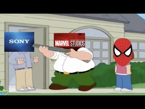 Marvel Studios vs Sony Spider-Man Memes (Spiderman out of MCU)