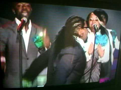 Vincent Tharpe and Kenosis On BET