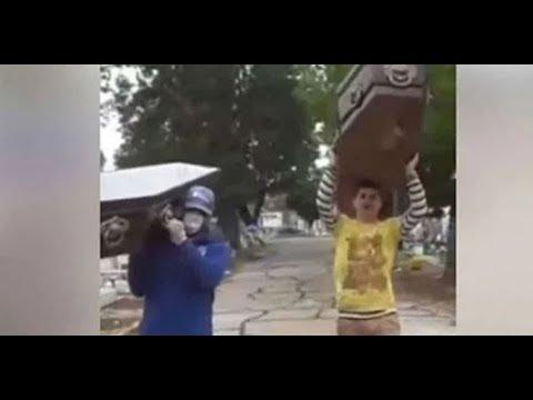 Empleados De Cementerio Hicieron Una Parodia De Un Video Viral Y Fueron Despedidos