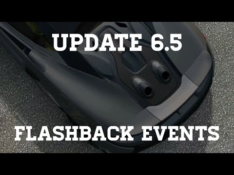 Real Racing 3 Flashback Events Update 6.5 RR3