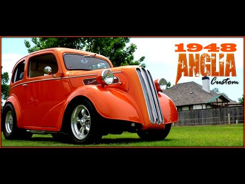 1948 Ford Anglia Custom FOR SALE