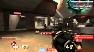 The blood that moves the body: Frags de Demoman
