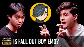 Is Fall Out Boy Emo? (ft. @AnthonyPadilla) - Agree to Disagree