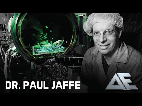 Dr. Paul Jaffe - Naval Research Lab