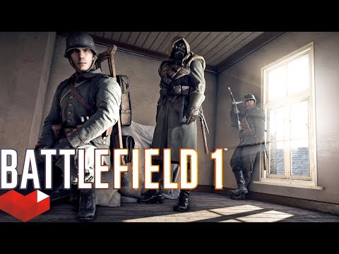 BATTLEFIELD 1 LIVESTREAM: Chill Stream (PS4 Pro) - !Platoon in Chat to Join